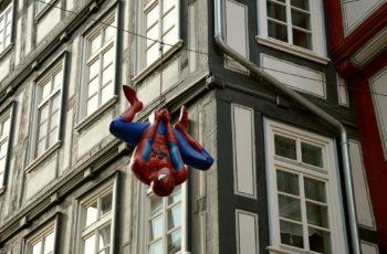 Spiderman klær