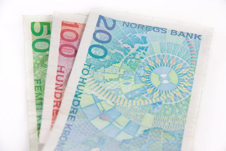 norske penge