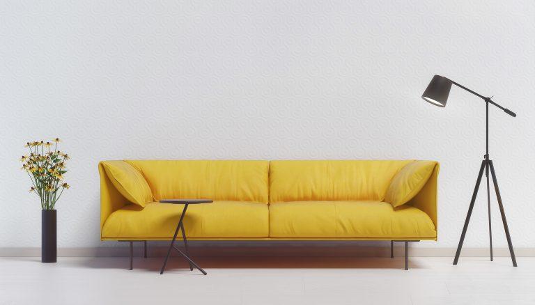 Dekorer hjemmet ditt med beroligende farger